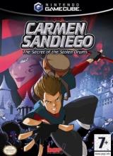 Carmen Sandiego Het Geheim van de Gestolen Tam-Tams voor Nintendo GameCube