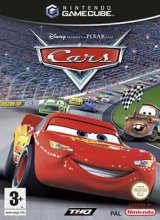 Cars Losse Disc voor Nintendo GameCube