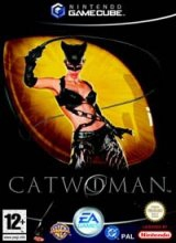 Catwoman voor Nintendo GameCube