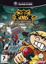 Codename: Kids Next Door Losse Disc voor Nintendo GameCube