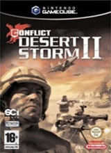 Conflict Desert Storm 2 Zonder Handleiding voor Nintendo GameCube