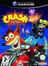 Crash Tag Team Racing voor Nintendo GameCube