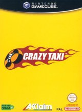 Crazy Taxi Losse Disc voor Nintendo GameCube