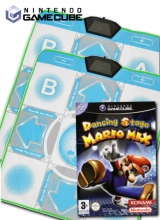 Dancing Stage Mario Mix & 2 Second Party Dansmatten voor Nintendo GameCube