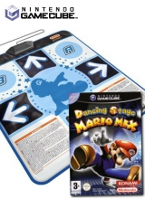 Dancing Stage Mario Mix & Originele Mat voor Nintendo GameCube