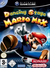 Dancing Stage Mario Mix & Second Party Dansmat voor Nintendo GameCube