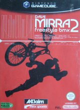 Dave Mirra Freestyle BMX 2 Losse Disc voor Nintendo GameCube