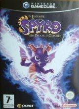 De Legende van Spyro Een Draak is Geboren voor Nintendo GameCube