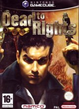 Dead to Rights voor Nintendo GameCube