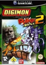 Digimon Rumble Arena 2 voor Nintendo GameCube