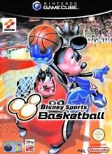 Disney Sports Basketball voor Nintendo GameCube