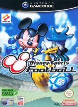 Disney Sports Football voor Nintendo GameCube