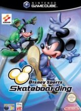 Disney Sports Skateboarding voor Nintendo GameCube