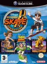 Disneys Extreme Skate Adventure voor Nintendo GameCube