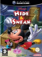 Disneys Hide and Sneak voor Nintendo GameCube