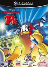 Donald Duck Pk Losse Disc voor Nintendo GameCube
