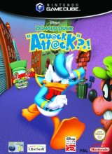 Donald Duck Quack Attack voor Nintendo GameCube