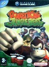 Donkey Kong Jungle Beat voor Nintendo GameCube