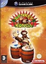 Donkey Konga Zonder Handleiding voor Nintendo GameCube