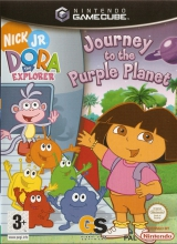 Dora the Explorer Journey to the Purple Planet voor Nintendo GameCube