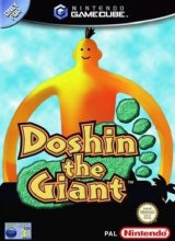 Boxshot Doshin the Giant