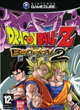 Dragon Ball Z Budokai 2 voor Nintendo GameCube