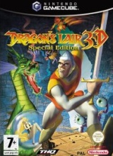 Dragons Lair 3D Special Edition voor Nintendo GameCube