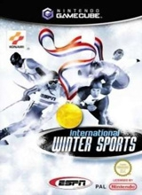 ESPN International Winter Sports Losse Disc voor Nintendo GameCube