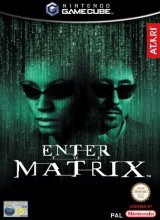 Enter the Matrix Losse Disc voor Nintendo GameCube