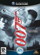 Everything or Nothing 007 Losse Disc voor Nintendo GameCube