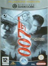 Everything or Nothing 007 Players Choice voor Nintendo GameCube