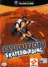 Evolution Skateboarding voor Nintendo GameCube