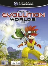 Evolution Worlds Losse Disc voor Nintendo GameCube