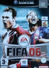 FIFA 06 Losse Disc voor Nintendo GameCube
