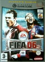 FIFA 06 Players Choice voor Nintendo GameCube