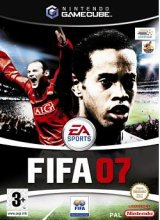 FIFA 07 Losse Disc voor Nintendo GameCube