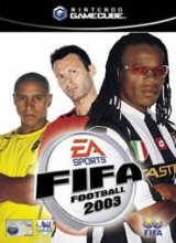 FIFA Football 2003 Losse Disc voor Nintendo Wii