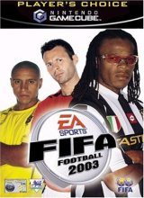 FIFA Football 2003 Players Choice voor Nintendo GameCube