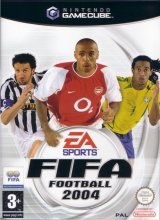FIFA Football 2004 Losse Disc voor Nintendo GameCube