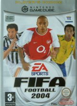FIFA Football 2004 Players Choice voor Nintendo GameCube