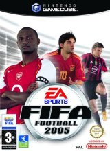 FIFA Football 2005 voor Nintendo GameCube