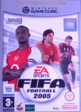 FIFA Football 2005 Players Choice voor Nintendo GameCube