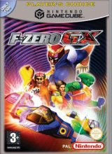 F Zero GX Players Choice voor Nintendo GameCube