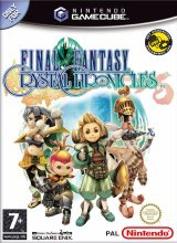 Final Fantasy Crystal Chronicles voor Nintendo GameCube