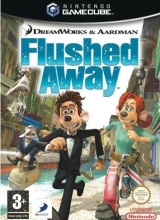 Flushed Away voor Nintendo GameCube