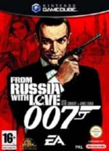 From Russia With Love 007 voor Nintendo GameCube