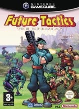 Boxshot Future Tactics the Uprising