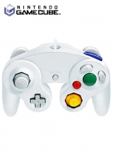 GameCube Controller Second Party Wit Nieuw voor Nintendo Wii