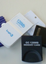 GameCube Memory Card 2043 voor Nintendo GameCube
