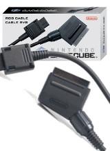 GameCube RGB Kabel in Doos voor Nintendo GameCube
